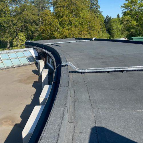 Flat-Felt-Roofing