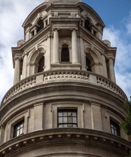 London old war office leadwork by LDN Leadwork